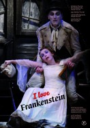 locandina I love Frankenstein
